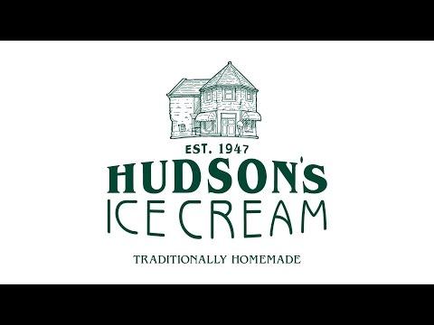 Hudsons Ice Cream Shop - Chatburn, Ribble Valley