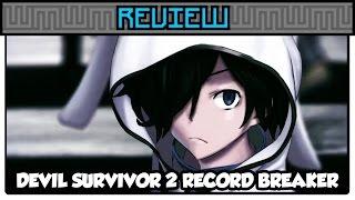 Shin Megami Tensei: Devil Survivor 2 Record Breaker - Review