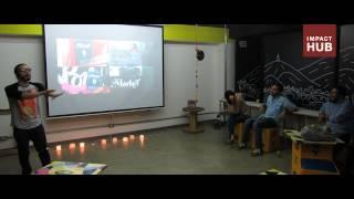 Presentación Alec Méndez FuckUp Nights Caracas noviembre