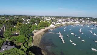 Locmariaquer - La Bretagne vue par drone - Morbihan