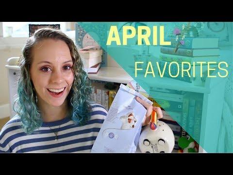 my-april-favorites!!