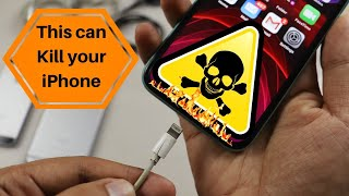 A wrong cable can kill your iPhone | How to choose the best lightning cable for iPhone | Ausmo cable
