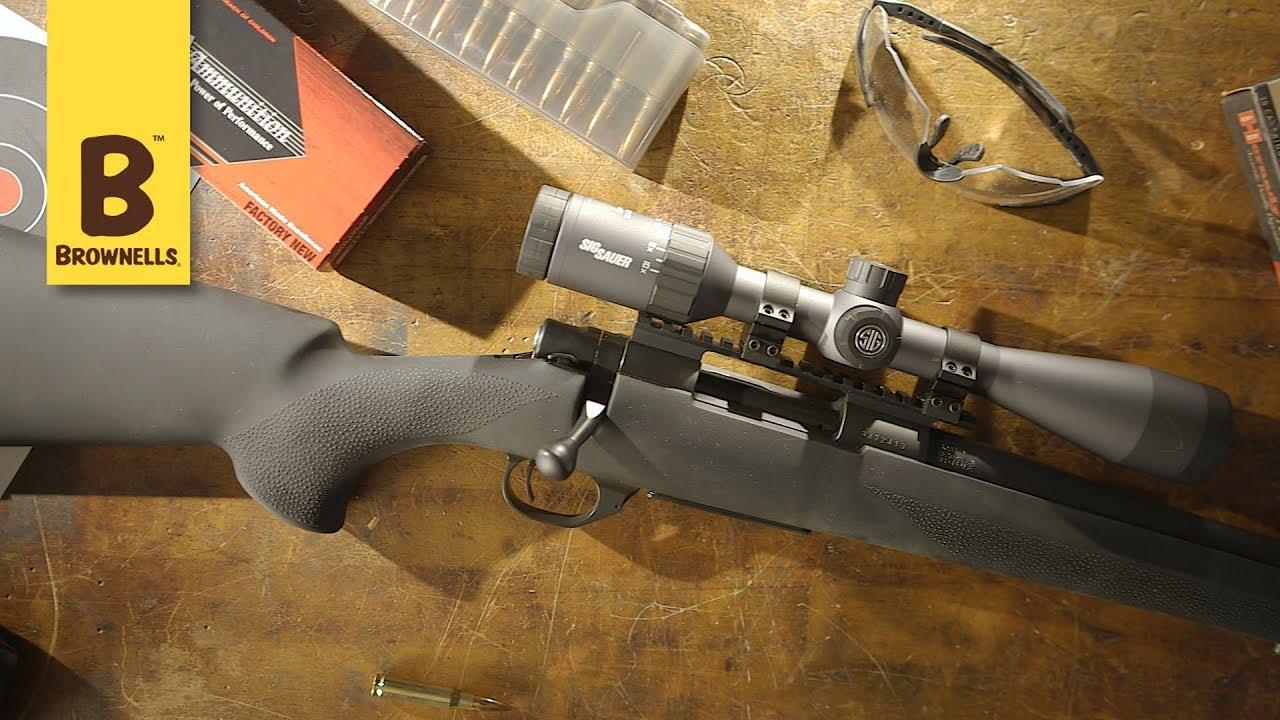 Howa 1500 Hunting Rifle Build (Tips)