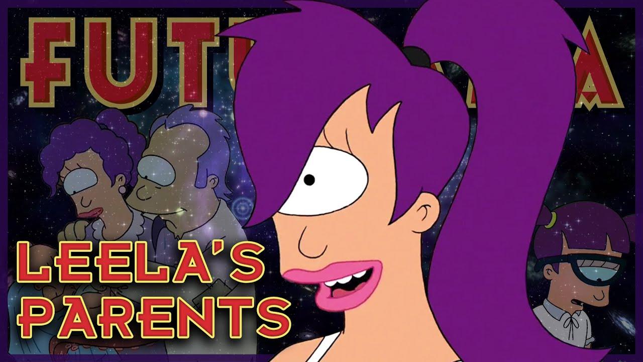 Leela's Origins: A Masterful Reveal   Futurama