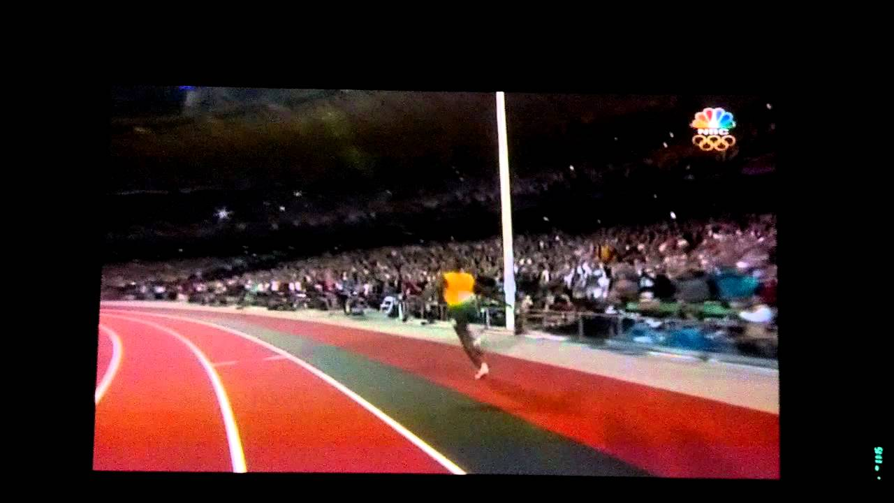 USAIN BOLT 9.63 - YouTube