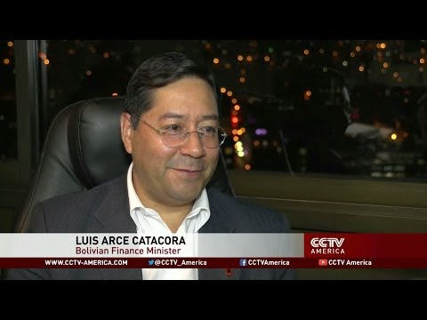 Exclusive: Interview With Bolivia's Finance Minister Luis Arce Catacora