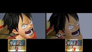 Video Cutscene Comparison - Luffy Defeats Eneru (One Piece: Pirate Warriors 2 & 3) download MP3, 3GP, MP4, WEBM, AVI, FLV Agustus 2018