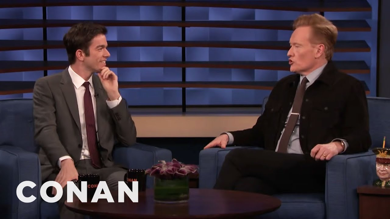John Mulaney & Conan's Lorne Michaels Impressions - CONAN on TBS