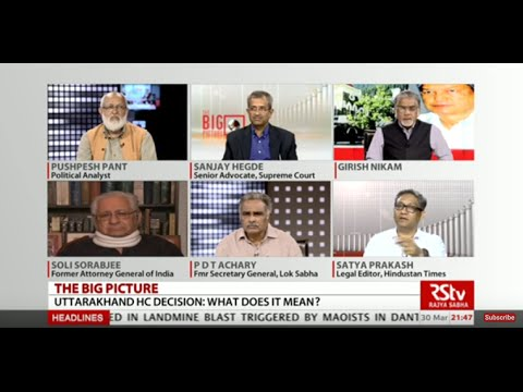 The Big Picture - Uttarakhand HC decision: What does it mean?