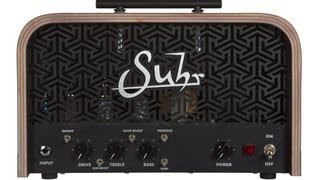 Suhr Corso amplifier, demo by Pete Thorn