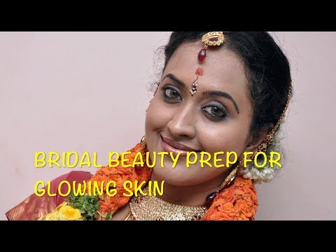 BRIDAL BEAUTY PREP FOR GLOWING SKIN (TAMIL)