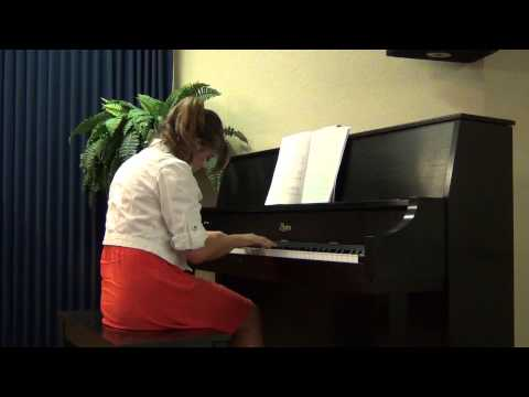 """Katie Camerer, Mirage, by C. Tsitisaros, """"Songs Without Words""""  Hal Leonard Publishing"""
