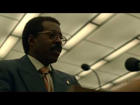 Johnnie Cochran responds to the 'N' word | American Crime Story