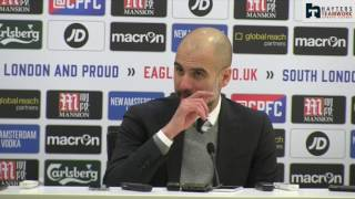 Baixar Guardiola delighted with 'exciting' Jesus
