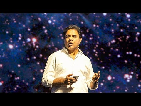 K.T Rama Rao: No one can stop an idea whose time has come