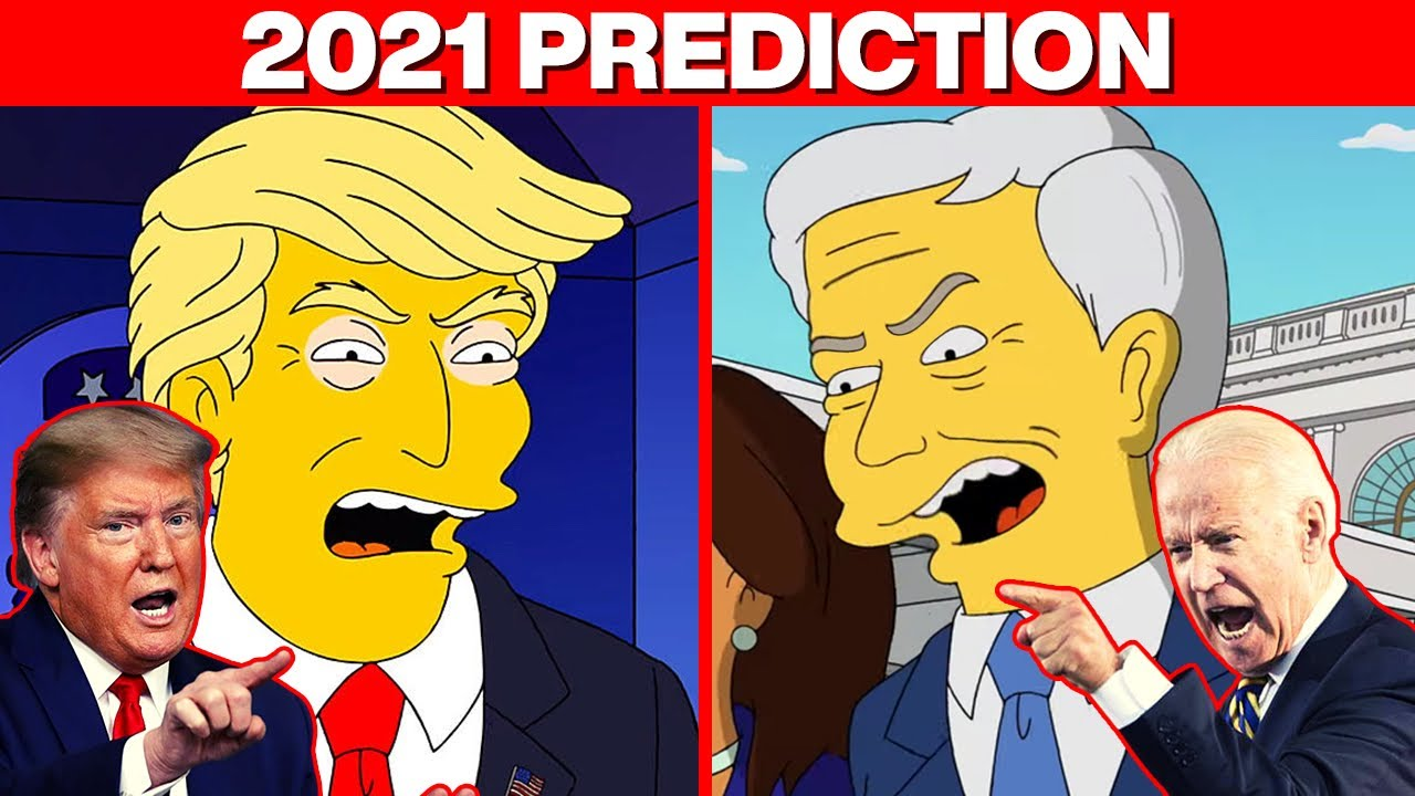 Download 10 Simpsons Predictions That May Come True In 2021