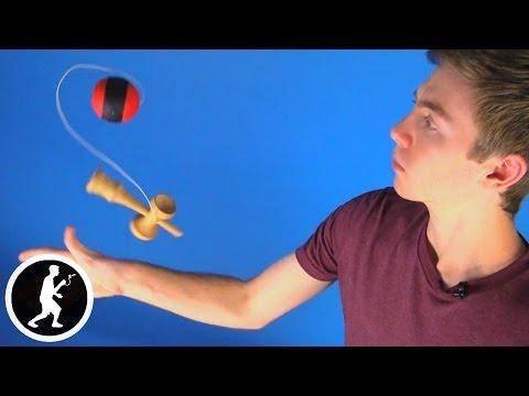 Learn the Whirlwind Kendama Trick