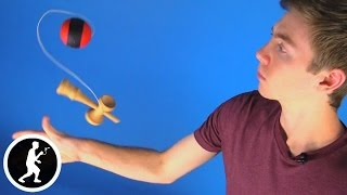 Learn the Whirlwind Kendama Trick