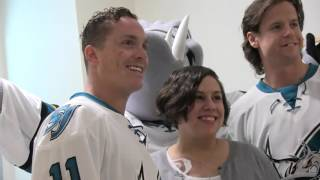 San Jose Barracuda Visit Kaiser Permanente