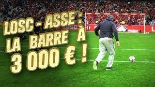 ⚽ LOSC - ASSE : LA BARRE À 3 000 € ! 💰💰