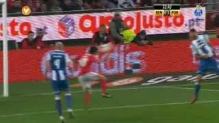 Liga Portuguesa 11/12 (21ªJ): Benfica 2-3 FC Porto (02-03-2012)