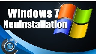 Windows 7 neu installieren!
