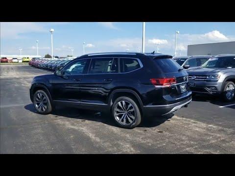 "2019 VW Atlas 3.6 SEL Premium 4Motion with 21"" Braselton wheels"