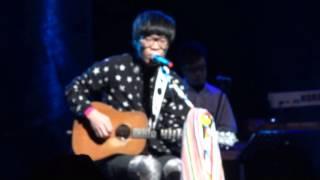 盧廣仲 - 只有夜來香 @ 有吉他的流行歌曲音樂會廣州站