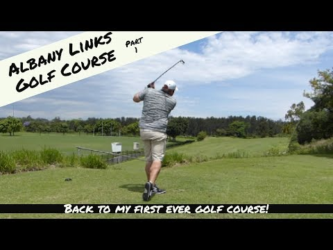 Albany Links Golf Course Vlog - PART 1