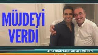 Abdurrahim Albayraktan Falcao açıklaması