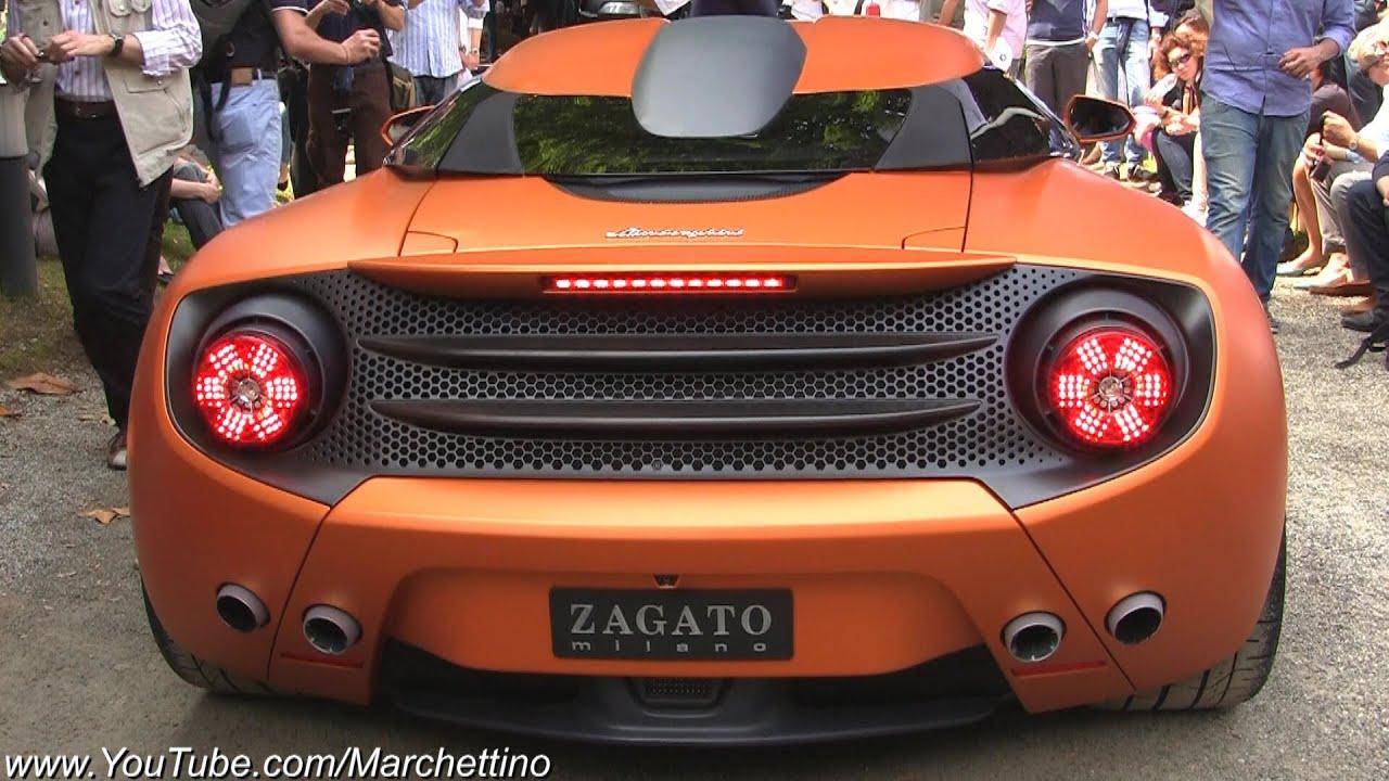 Lamborghini zagato price