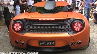 Lamborghini 5-95 Zagato 2014 Videos