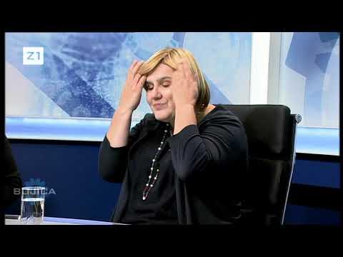BUJICA 19.03.2018. PROTIV RATIFIKACIJE ISTANBULSKE KONVENCIJE! (Željka Markić i Ivana Foretić)