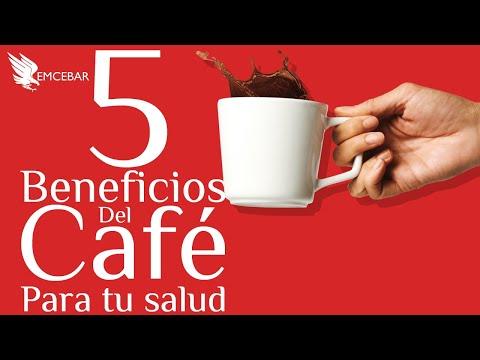 5 Beneficios del Café Para La Salud