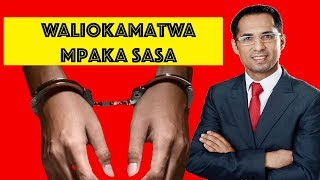 IGP Sirro: Ametaja Idadi ya watu wanaoshikilIwa mpaka sasa tukio la MO DEWJI