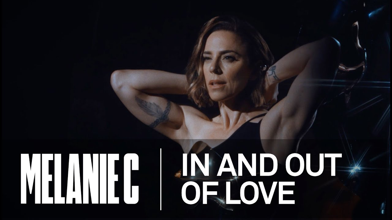 Arti Lirik dan Terjemahan Melanie C - In and Out of Love