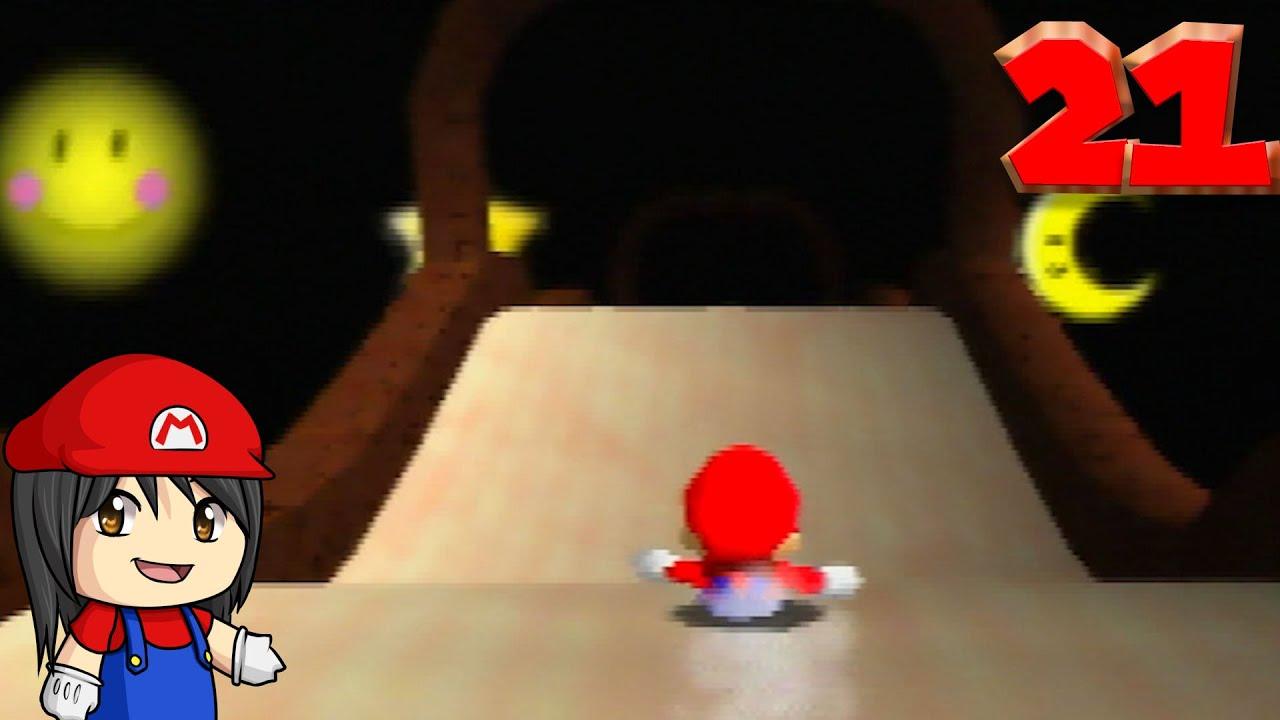 "Super Mario 64 - Part 21: ""Mountain Secrets"""