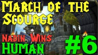 "[#8] Wacraft 3: RoC - Scourge of Lordaeron [6/12] - ""March of the Scourge"""