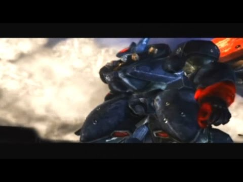 METAL WOLF CHAOS (xbox) intro y gameplay 2 levels (english patched menu)