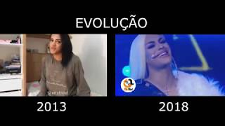 "Pabllo Vittar - Evolução do cover ""Summertime Sadness"" 2013 vs 2018"