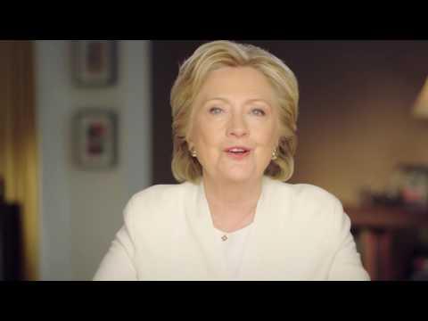 Tomorrow | Hillary Clinton