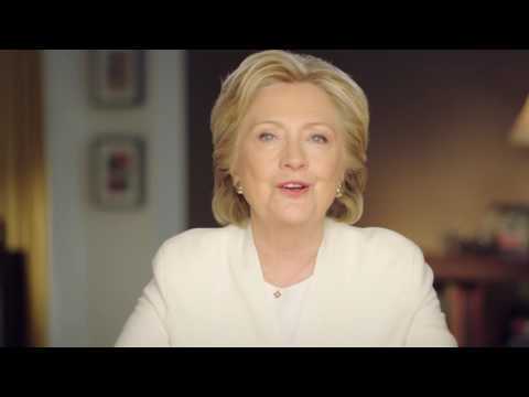 Tomorrow | Hillary Clinton