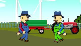 Farmer stories Compilation | Bajki o Rolnikach Kompilacja | Bajka & Zbiór jedna godzina