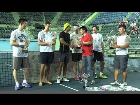 "Hong Kong Nepalese Tennis Society ""Nations Cup 2015"""