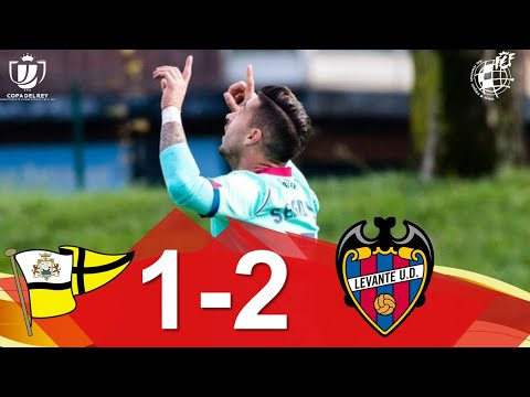 Portugalete Levante Goals And Highlights