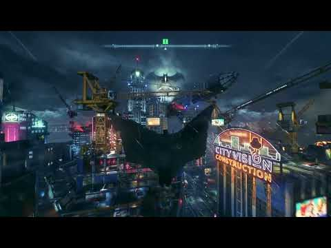 "BATMAN™: ARKHAM KNIGHT (New Game Plus)-""Stagg Enterprises Airship"" (Batman V Superman batsuit)"