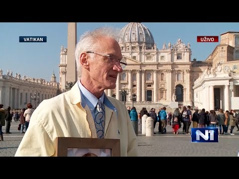 Phil Saviano za N1 o svećeničkom zlostavljanju: Mislio sam da sam ja kriv!