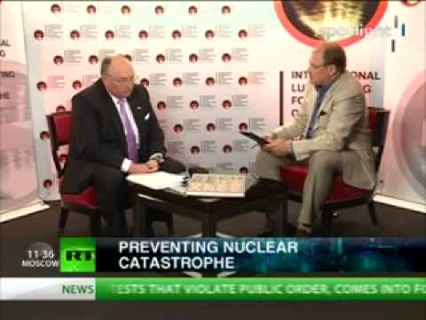 Luxembourg Forum Conference in Berlin on Russia Today - Part 1