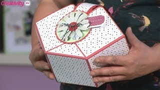 Papercraft Gift Bag | docrafts Creativity TV