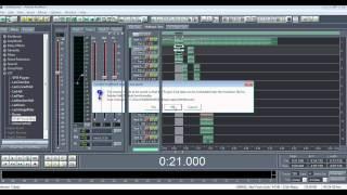 Видео урок как сводить в Adobe audition 1.5 часть№3.avi